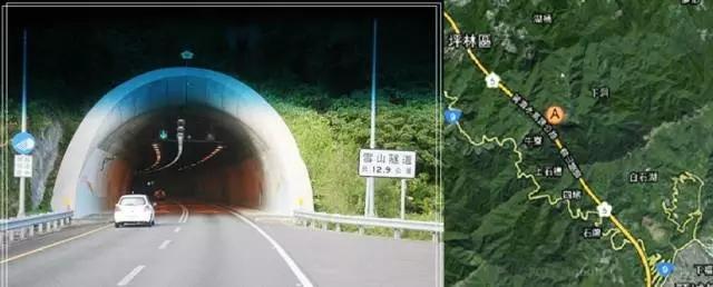 东元电机雪山隧道实例