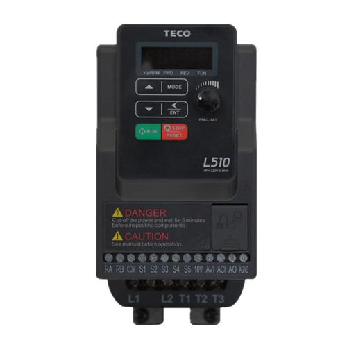 东元变频器L510