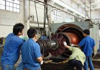 WEG电机维修